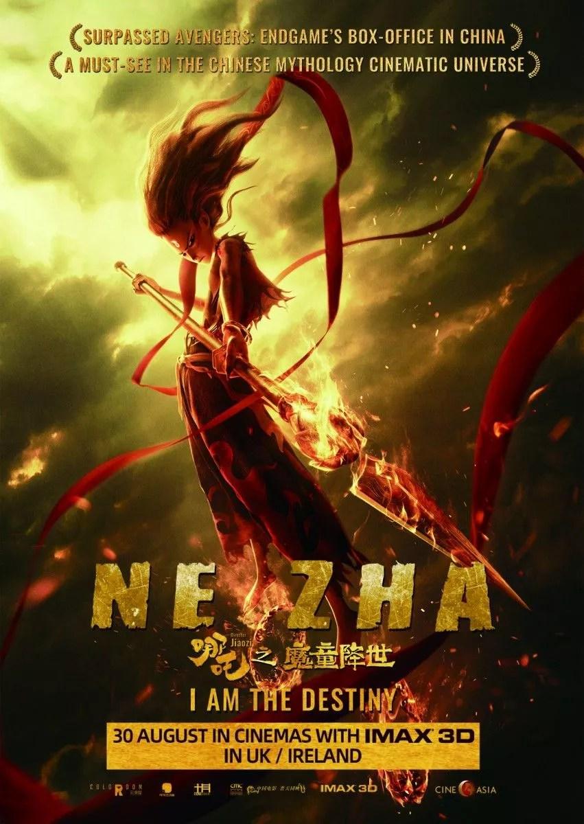 Ne Zha poster main