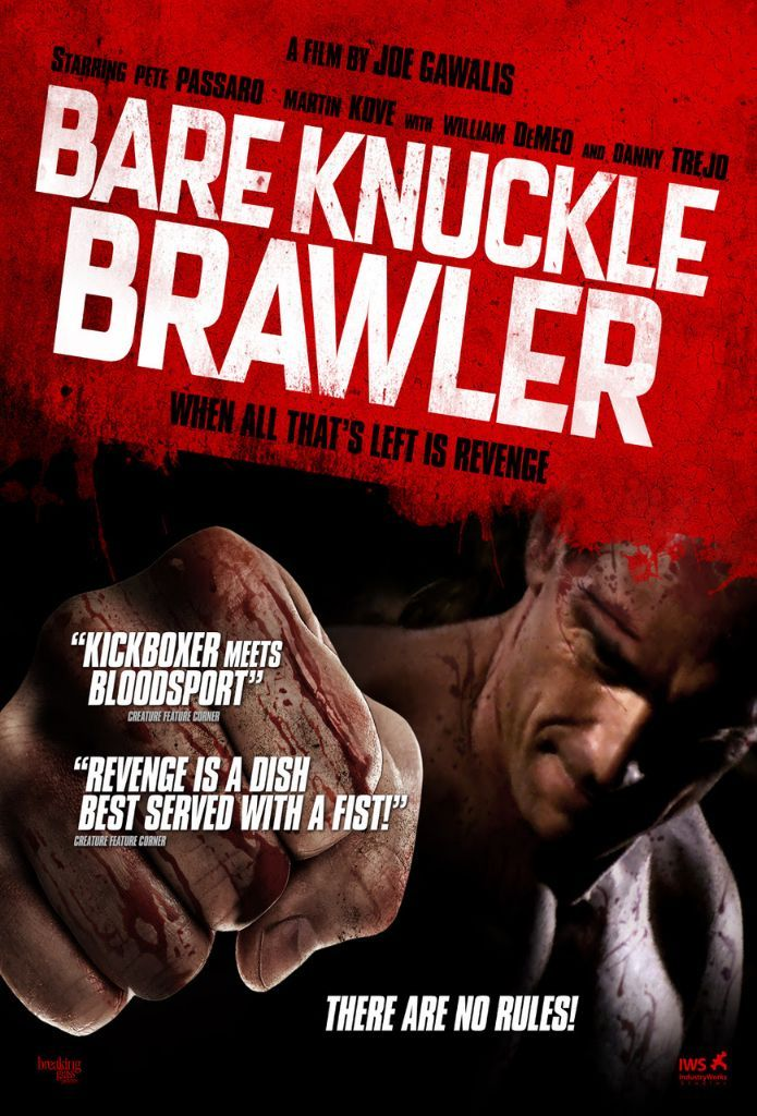 Bare Knuckle Brawler - Poster
