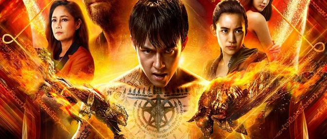 NECROMANCER 2020: Don't Miss The Newest, Spectacular Trailers For The Upcoming Thai Thriller