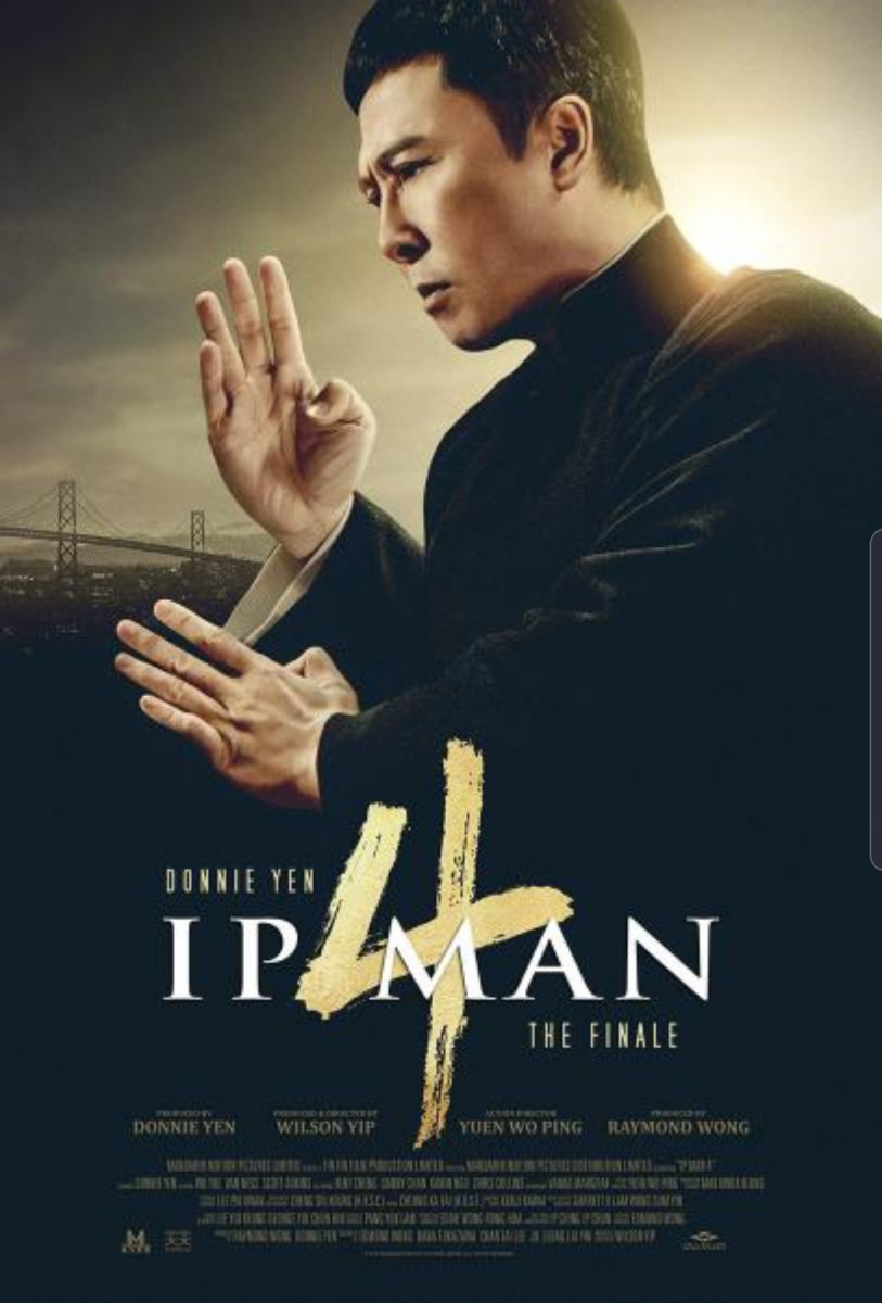 IP MAN 4: THE FINALE Trailer: Donnie Yen Wages One Last Stand