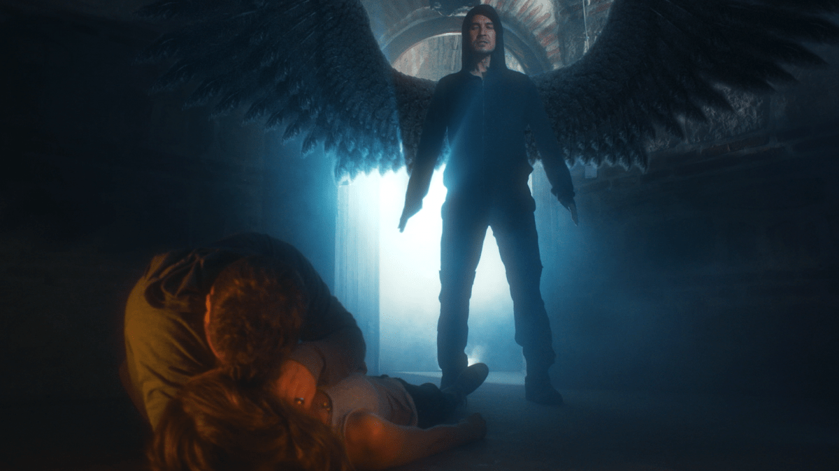 ANGELS FALLEN: Michael Madsen Joins A Band Of Demon Hunters In The Official Trailer