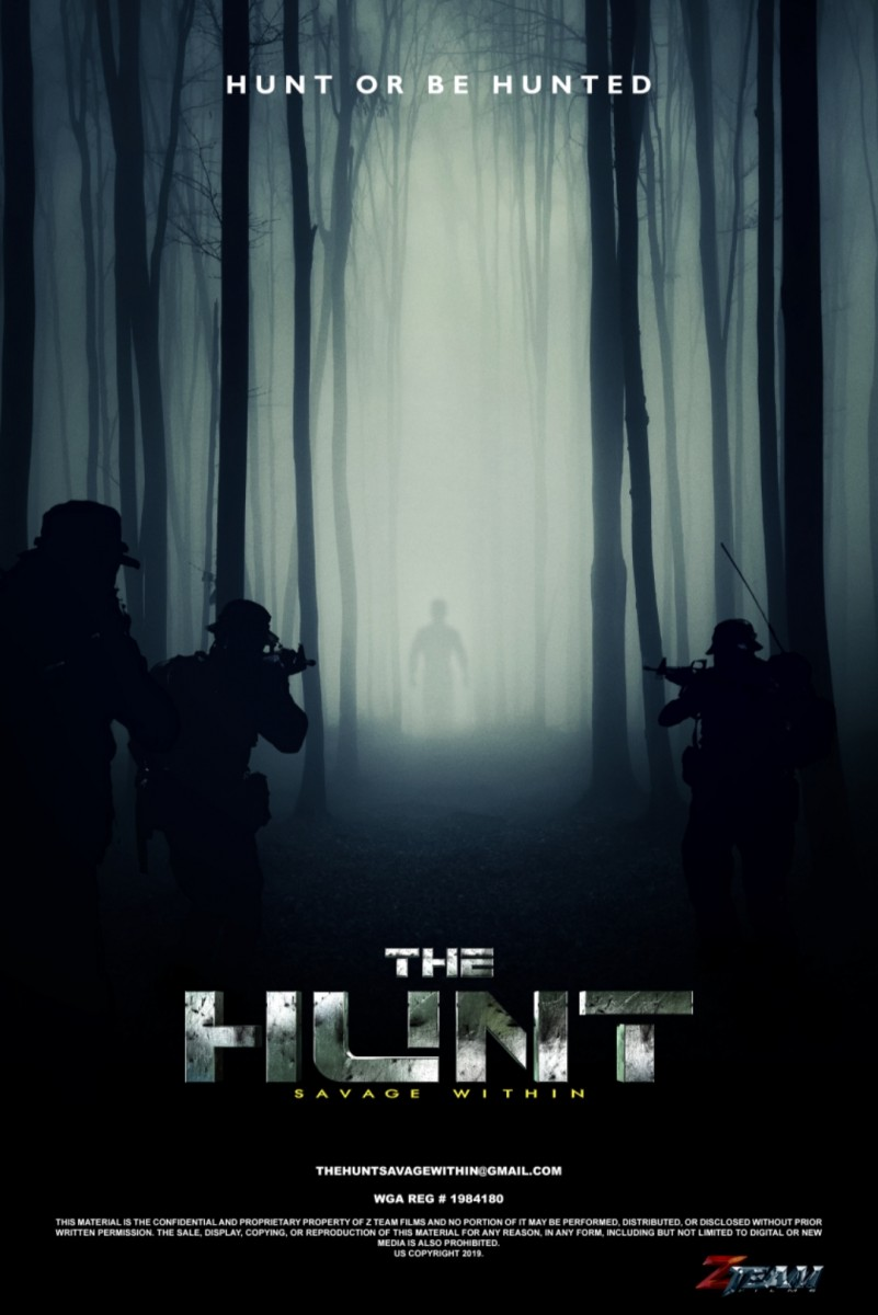 The Hunt: Savage Within - Concept Poster