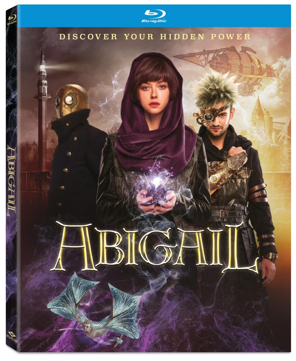 Your Next Viewing: ABIGAIL