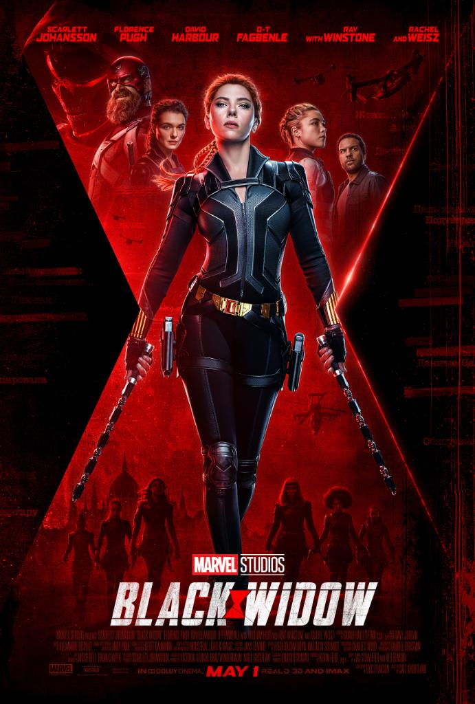 BLACK WIDOW: Don't Miss The Final Trailer For The Long-Awaited MCU Spin-Off