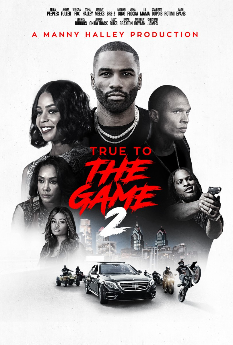 TRUE TO THE GAME 2: It Ain't Over 'Til It's Over In The First Trailer