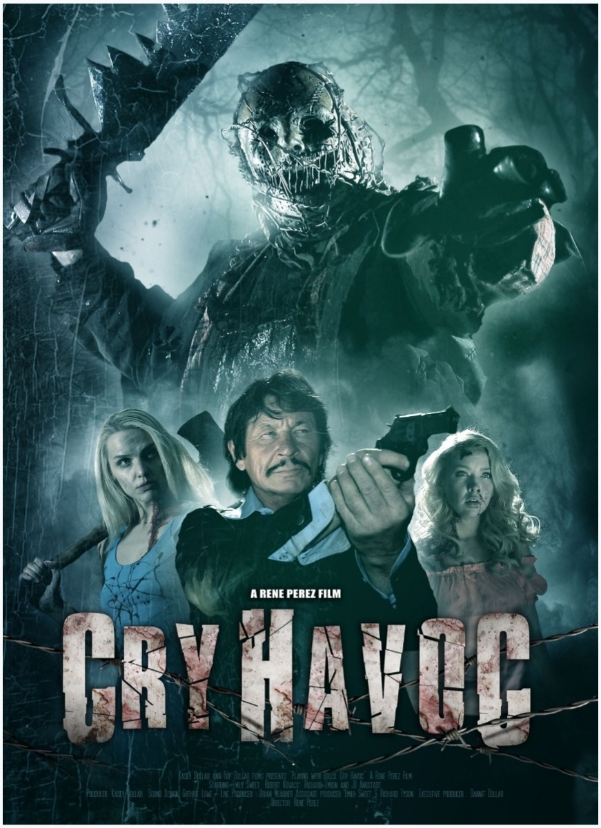 CRY HAVOC Wreaks Terror This May From Midnight Releasing