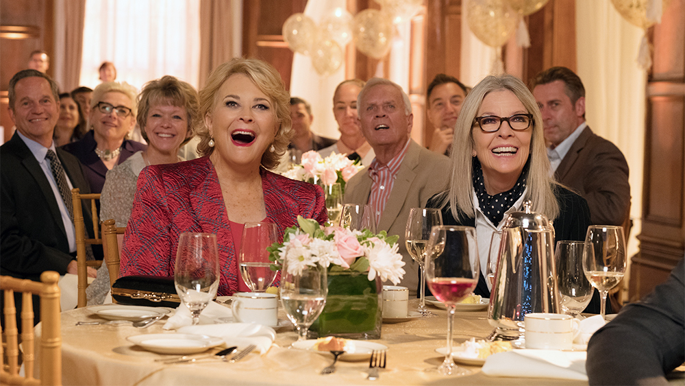 Book Club Film Review - Four Friends Reinvent Their Lives - Film ...