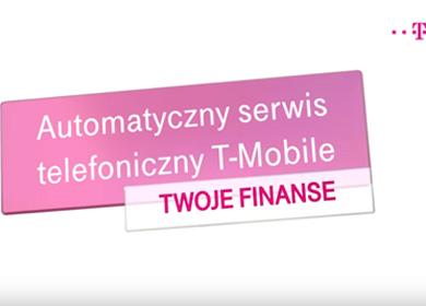 Prezentacja automatycznego serwisu głosowego T-Mobile