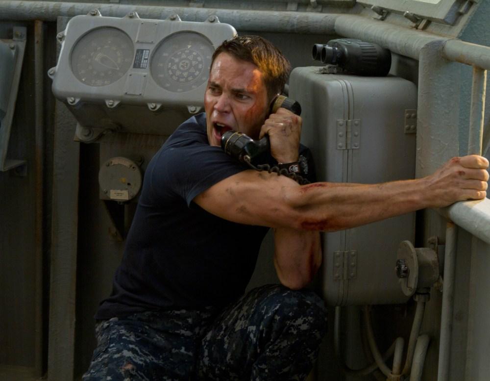 Battleship (2012) – Những 'vũ khí' bí mật (1/4)