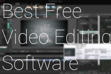 best free video editing software reddit Archives