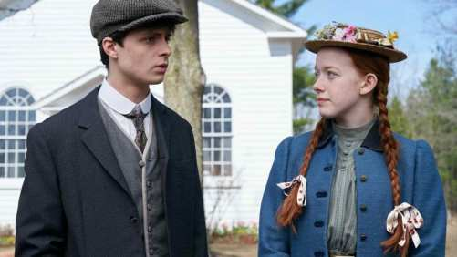 Anne with an E': The best moments between Anne and Gilbert – Film Daily
