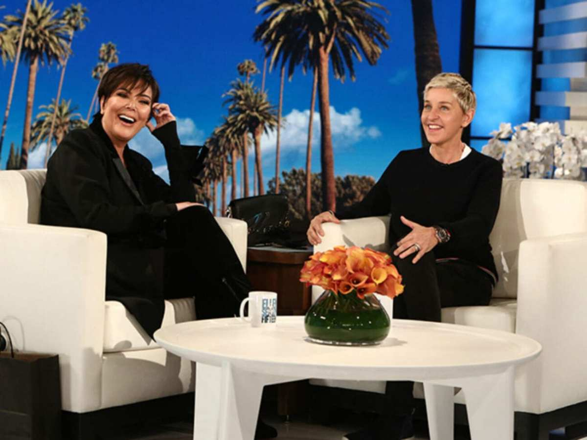 Can Kris Jenner save 'The Ellen DeGeneres Show'? – Film Daily