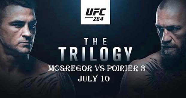 View 10 Conor Mcgregor Vs Dustin Poirier 3 - Brickzon
