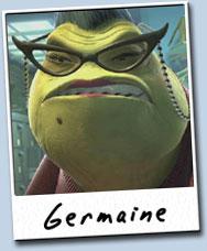 Germaine Monstre Et Compagnie : germaine, monstre, compagnie, PLANETE, PIXAR