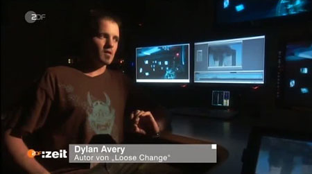 Dylan Avery, Macher von Loose Change
