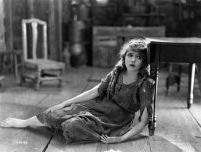 """Pickford in """"Tess of the Storm Country"""" (1922). Photo coutesy of Academy of Motion Picture Arts and Sciences"""