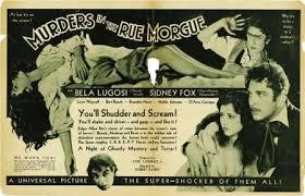 Murders in Rue Morgue 11