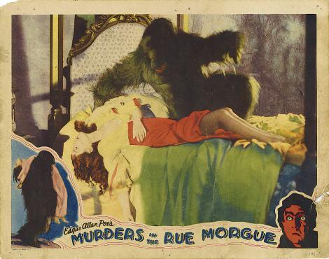 Murders in Rue Morgue 14