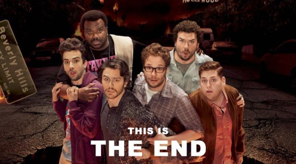 Film Doctor - This Is The End movie