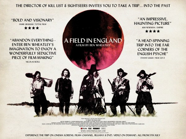 Film Doctor - A Field In England movie poster