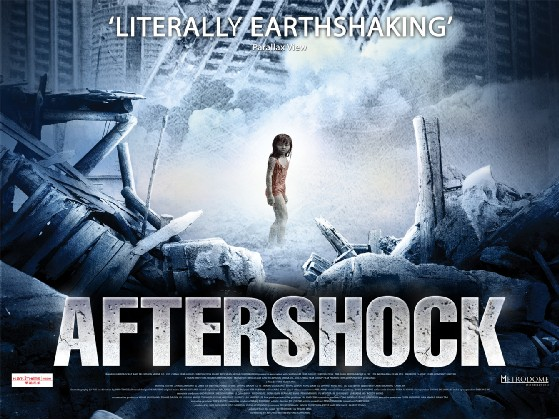 Aftershock Film Poster - Film doctor
