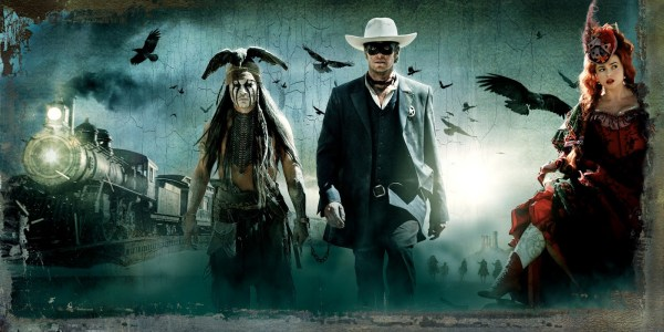 Film Doctor - The Lone Ranger