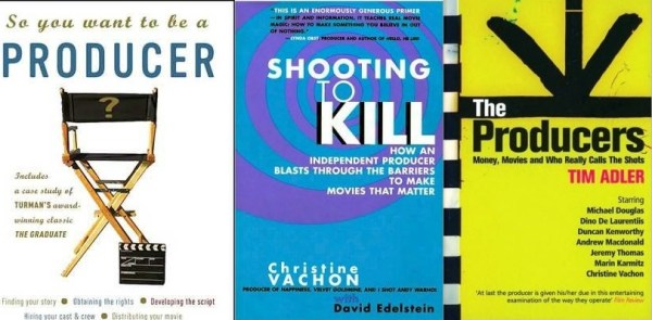 Film Doctor - Books on producing