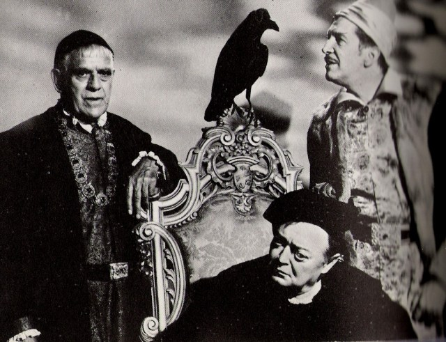 Film Doctor - Roger Corman - The Raven