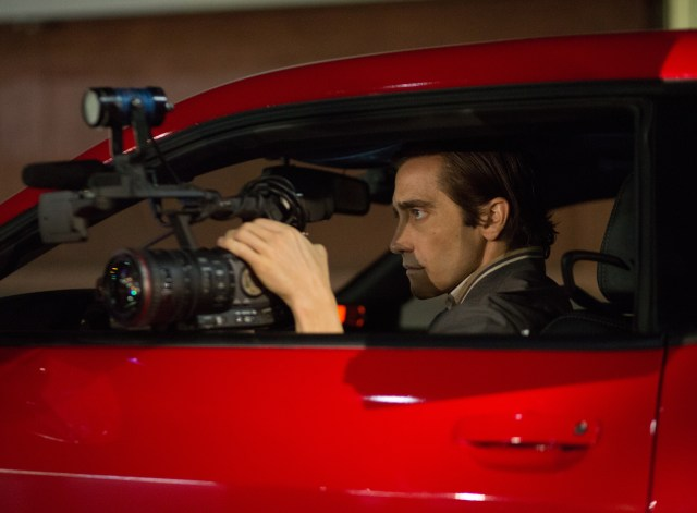 Nightcrawler - Jake Gyllenhaal - photo by Chuck Zlotnick