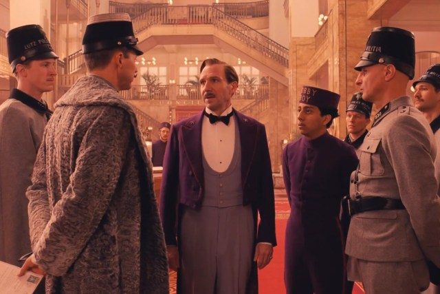 The Grand Budapest Hotel - photo courtesy of Twentieth Century Fox