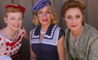 Caroline Goodall The Dressmaker Film Doctor interview