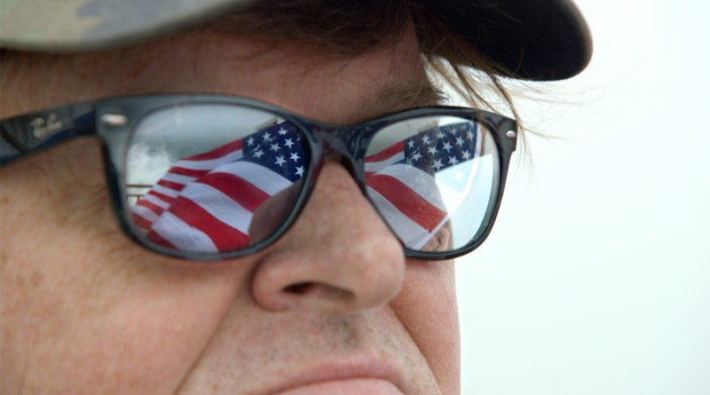 Michael Moore producer writer director documentary Where to Invade Next