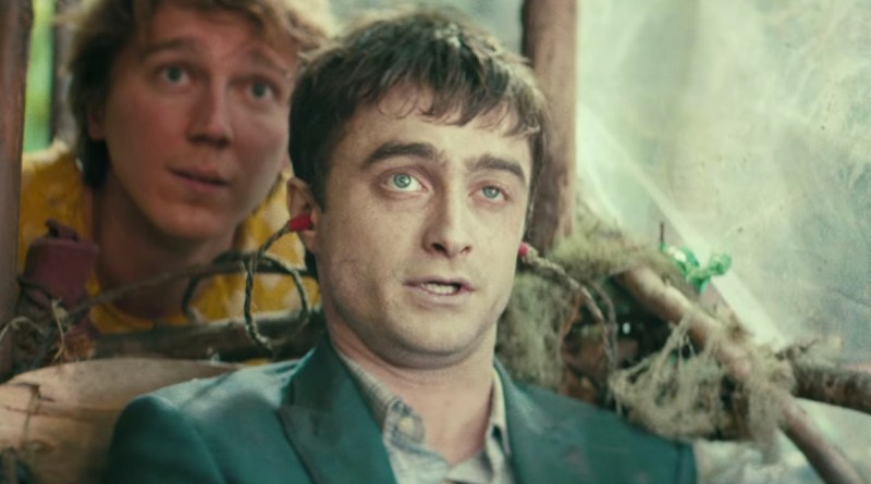 Daniel Radcliffe Swiss Army Man