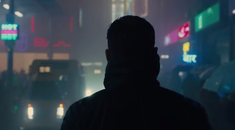 Blade Runner 2049 Harrison Ford Ryan Gosling trailer