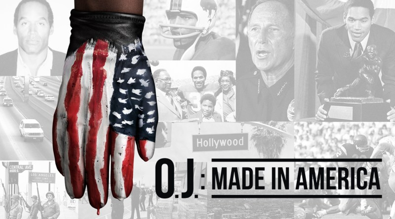 OJ: Made In America ACE Eddie awards winner