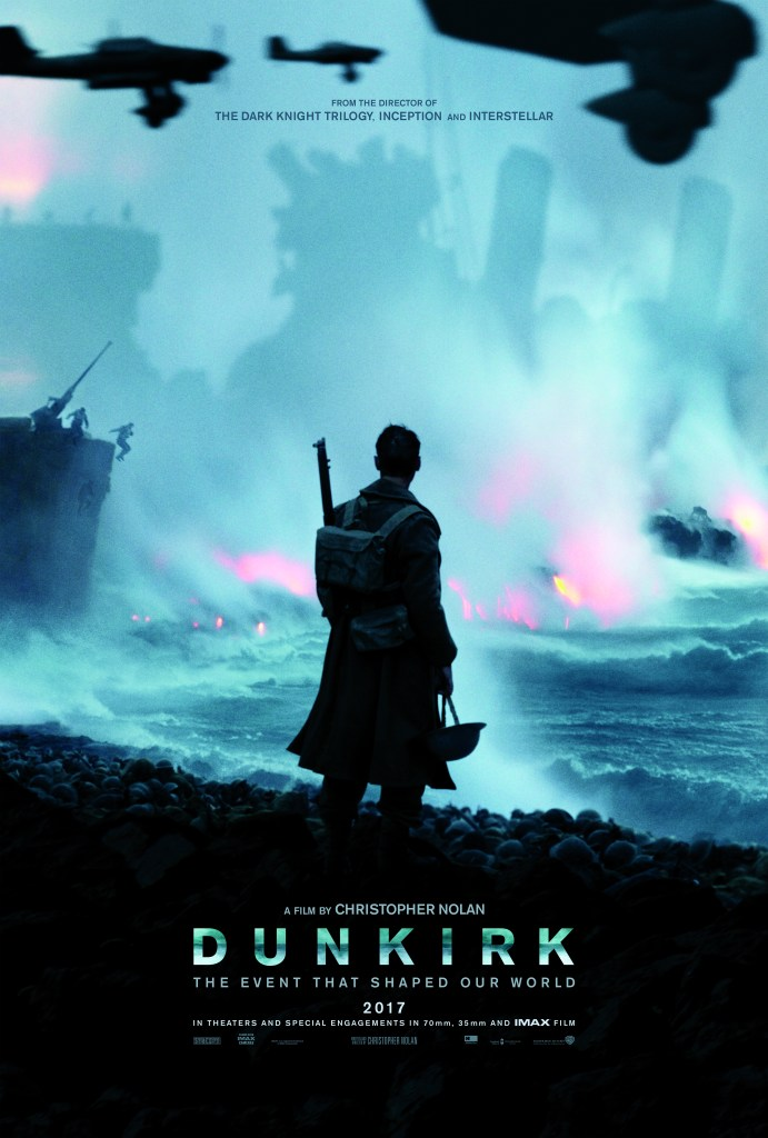 Dunkirk movie by Christopher Nolan