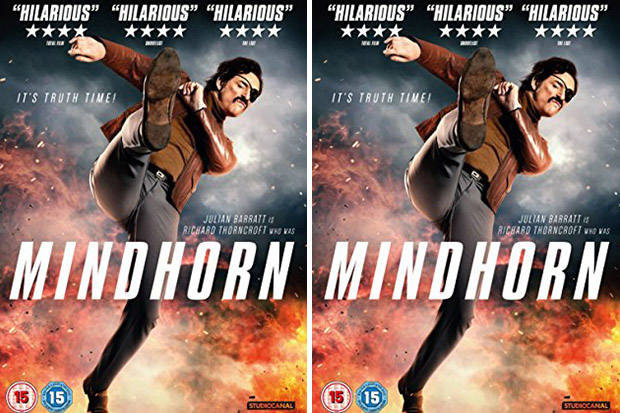 Mindhorn DVD competition movie film win