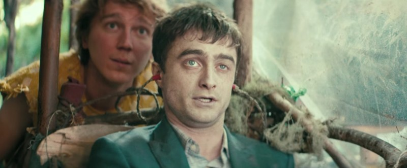 Daniel Radcliffe in Swiss Army Man