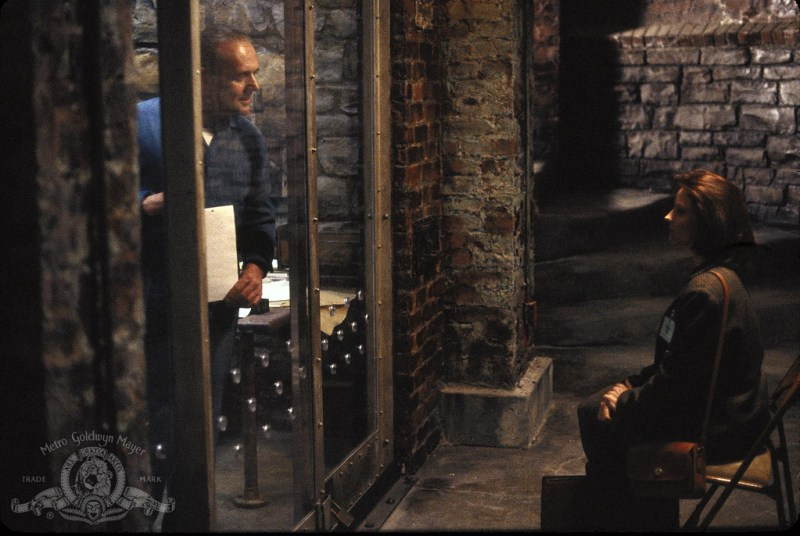 Silence of the Lambs – photo courtesy of MGM