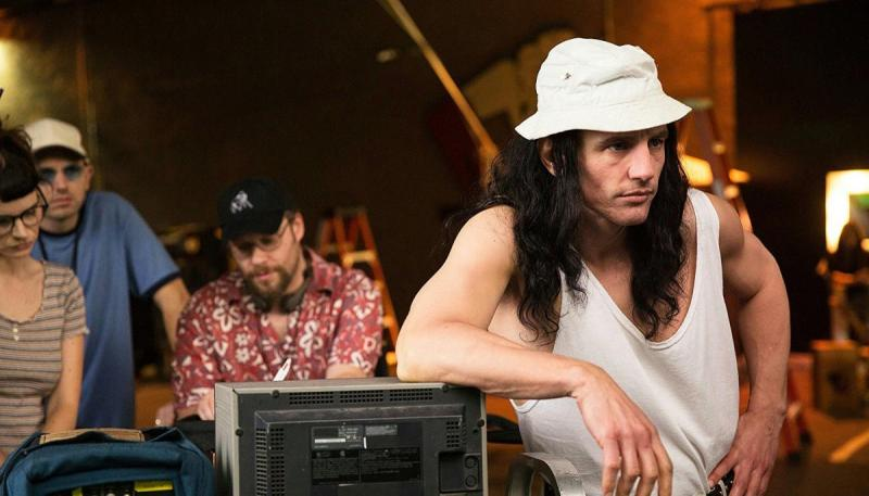 Seth Rogen and James Franco in The Disaster Artist