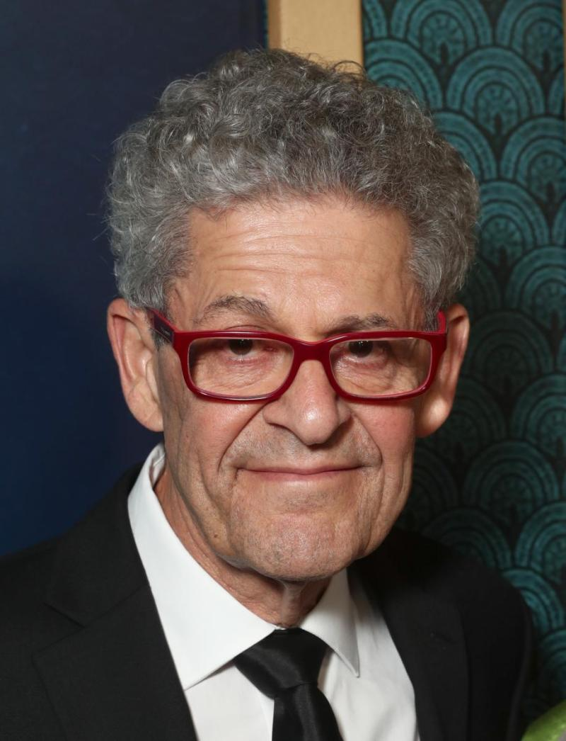 The Shape of Water editor Sidney Wolinsky