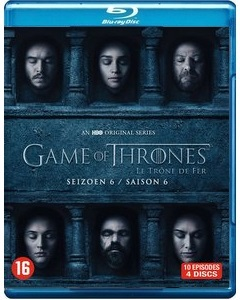 Game Of Throne Saison 6 : throne, saison, Thrones, Seizoen, Filmdomein