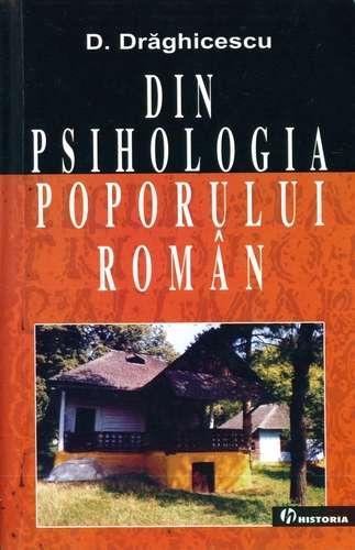 Din psihologia poporului român Book Cover