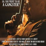 So, You Want to Be a Gangster? (2018) Online Subtitrat in Romana