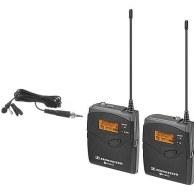 Sennheiser ew 100-ENG G3 Telsiz Yaka Mikrofonu Seti Kiralık