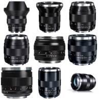 Carl Zeiss DSLR Lens Seti Kiralama
