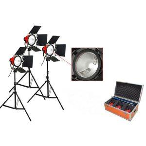Kiralık Red Head Kırmızı Kafa Işık Seti 3x800 Watt