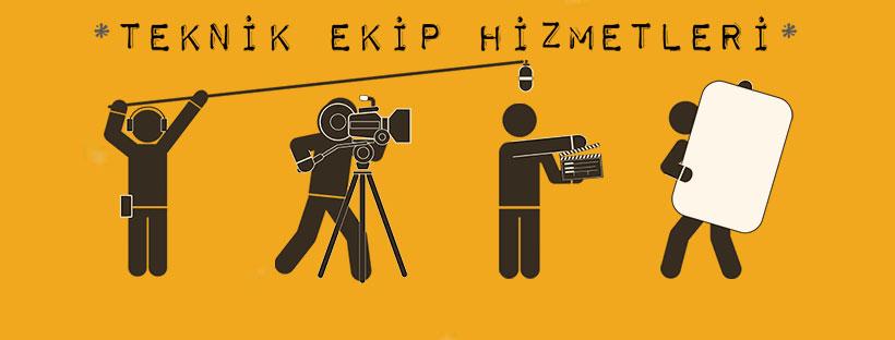 Film Ekibi Kiralama
