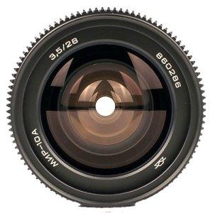 Kiralık Geniş Açı 28mm Objektif