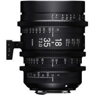 Kiralık Sigma 18-35mm Cine Lens